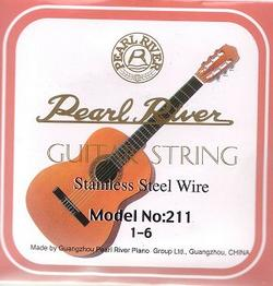 Pearl River 211 stålstrenge for western guitar