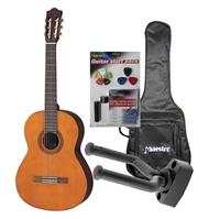 spansk guitar k b billig spansk akustisk begynder guitar her. Black Bedroom Furniture Sets. Home Design Ideas