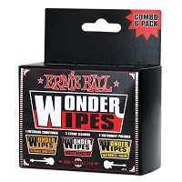 Ernie Ball EB-4279 Wonderwipes Multipack