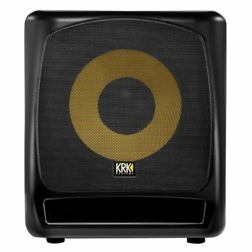 "KRK 12S2 Powered studio subwoofer - 12"" kevlar woofer"