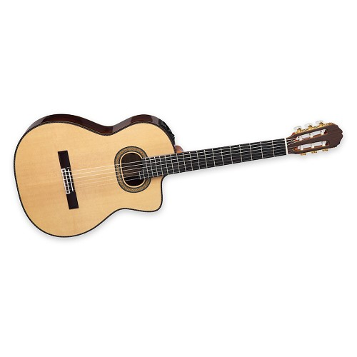 TAKAMINE SPANSK GUITAR TH90 HIRADE