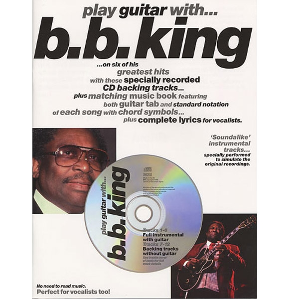 B.B. King. Хобби. Please love me , Rock me baby , The thrill is gone , Wo