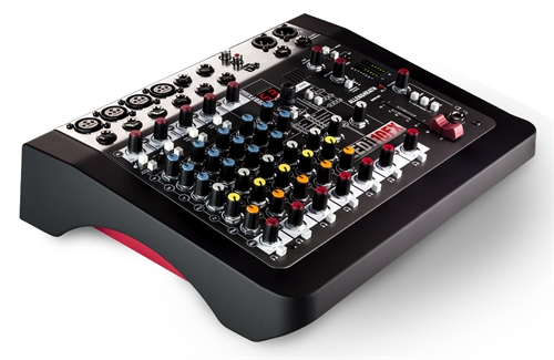 Allen & Heath ZEDi-10FX Analog Mixer